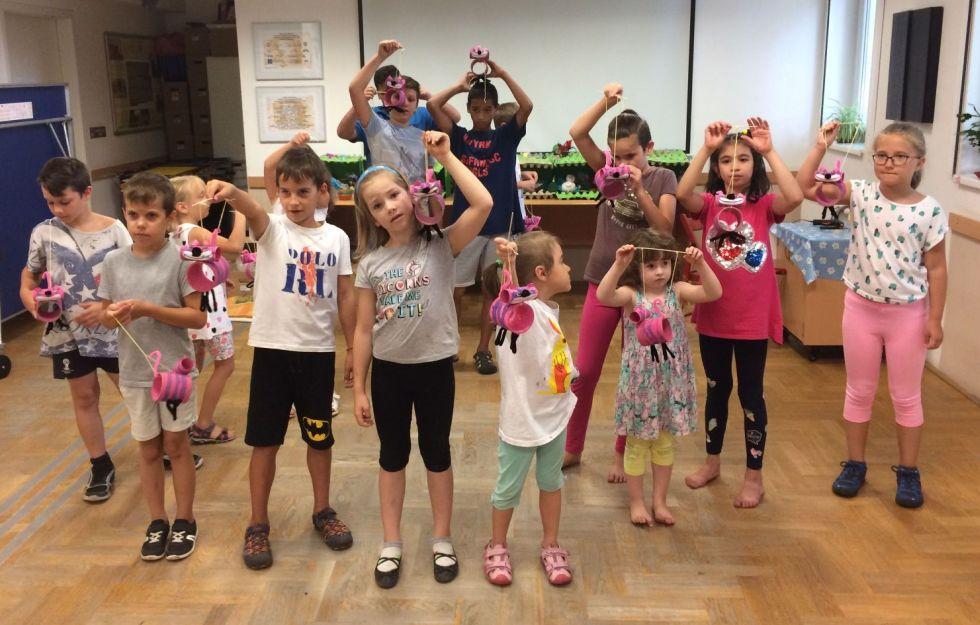 nyári kézműves tábor gyerekeknek Budapesten